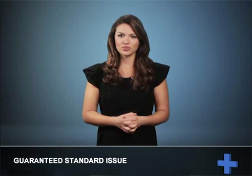 Video: Guaranteed Standard Issue
