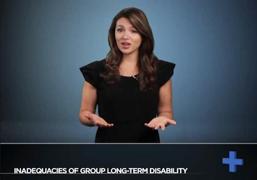VIDEO: INADEQUACIES OF GROUP LONG-TERM DISABILITY