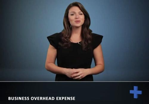 VIDEO: BUSINESS OVERHEAD EXPENSE