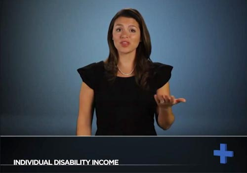 VIDEO: INDIVIDUAL DISABILITY INCOME